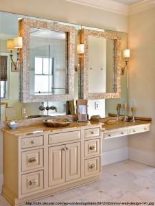 decoratiuni cu oglinzi