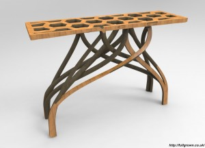 piese de mobilier: masa