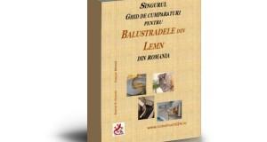 Ghid de cumparaturi pentru balustradele din lemn (e-book)