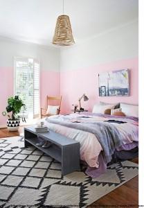 mobilier la baza patului