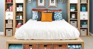 5 metode de a profita de baza patului