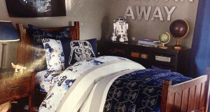 Star Wars: tema inedita in design interior