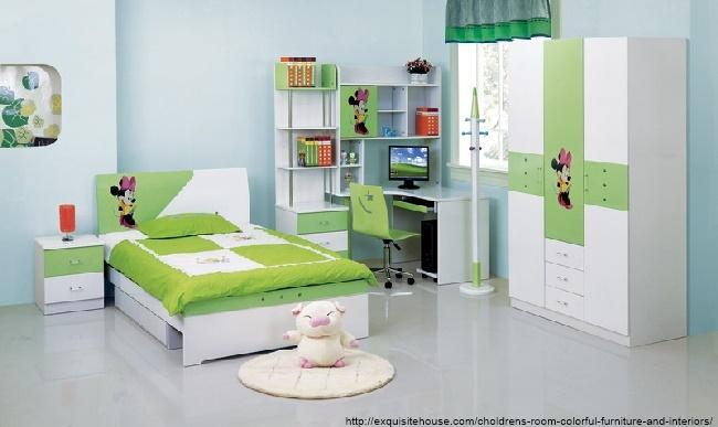 Amenajare camera de copii – 5 sfaturi
