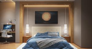 Iluminare dormitor odihnitor