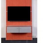 Cinewall_colectia imitatie piele plata_decor orange
