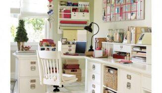 4 sfaturi pentru amenajarea unui birou de acasa